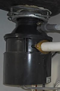 garbage disposal installation services